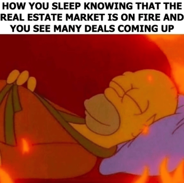 real estate memes